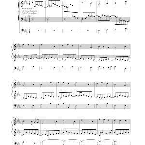 Organ Prelude – The Lord My Pasture Will Prepare