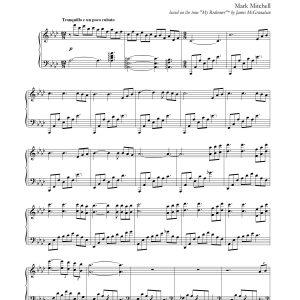 Hymn Solos No.5 – O My Father
