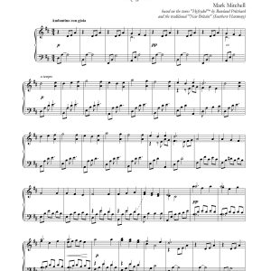 Hymn Prelude No.3 – Jesus! What A Friend for Sinners