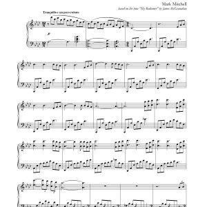 Hymn Prelude No.5 – O My Father