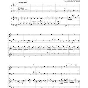 O Little Town of Bethlehem – Piano/Organ Duet