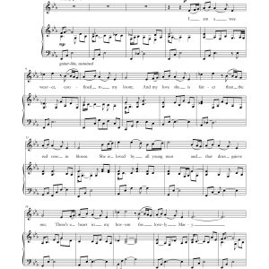 The Wee Weaver SATB