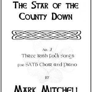 The Star of the County Down SATB