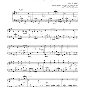 Hymn Prelude No.9 – More Holiness Give Me