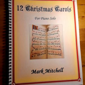 12 Christmas Carols – printed book